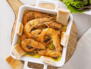 La ricetta Gamberi marinati