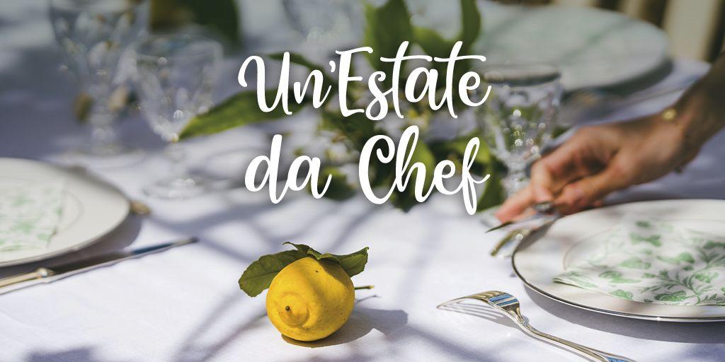 Ricettario | Un'estate da Chef