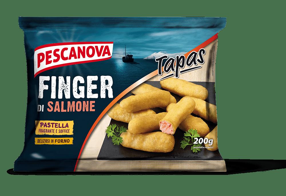 Finger di Salmone