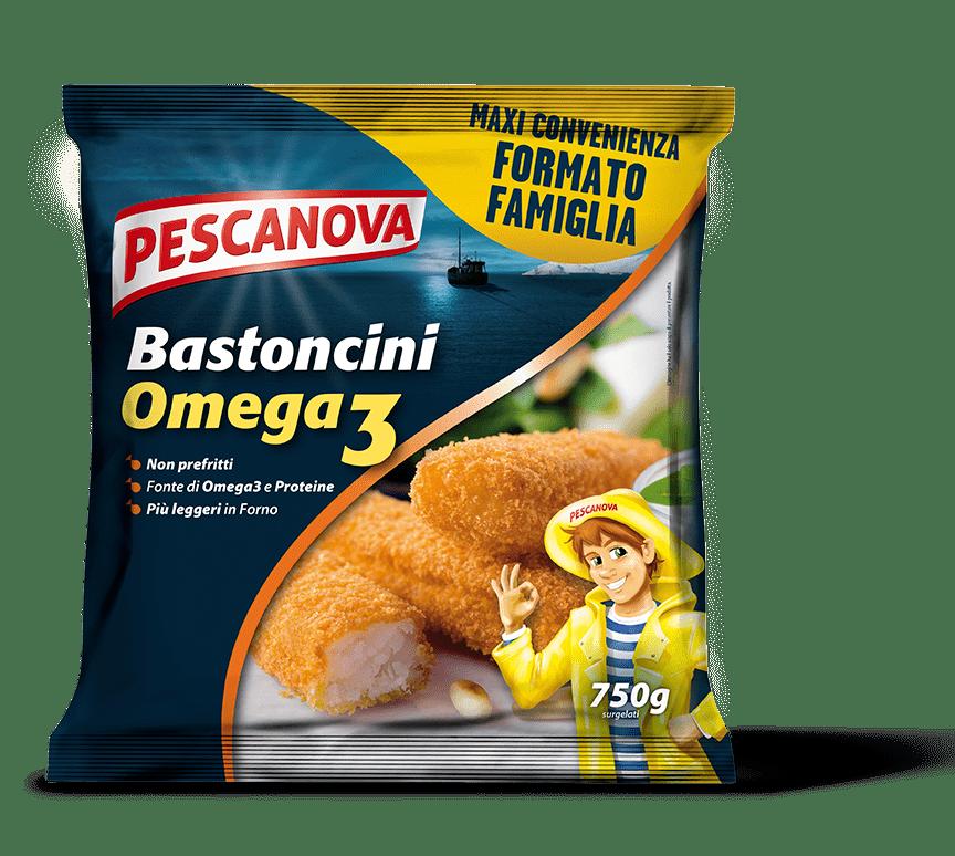 30 Bastoncini di Merluzzo Omega3
