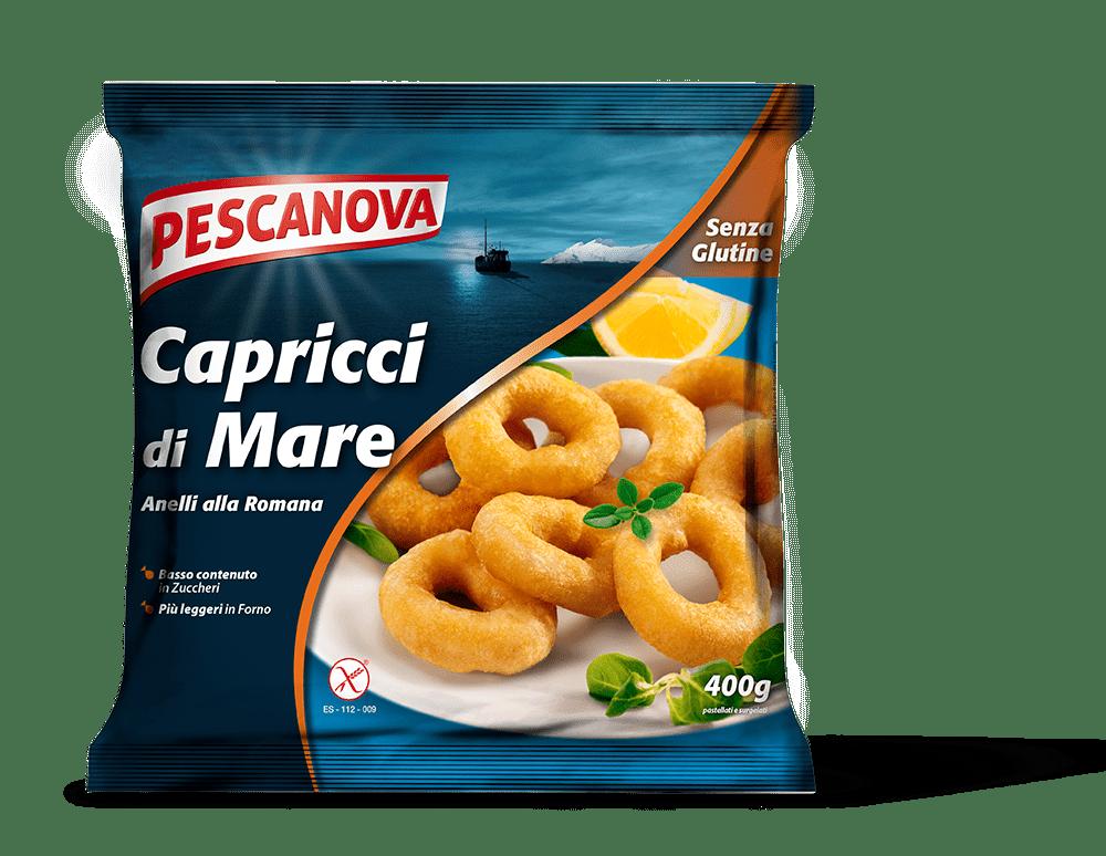 Capricci di Mare Senza Glutine