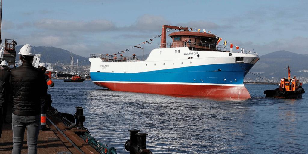 Novanam One | La flotta Pescanova continua a rinnovarsi