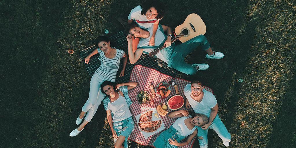 Tempo di picnic con le ricette Pescanova
