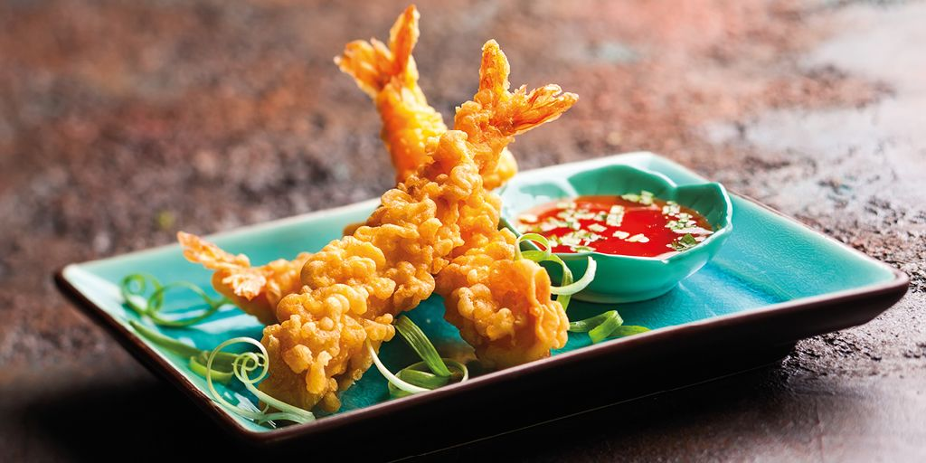 I segreti per una tempura perfetta