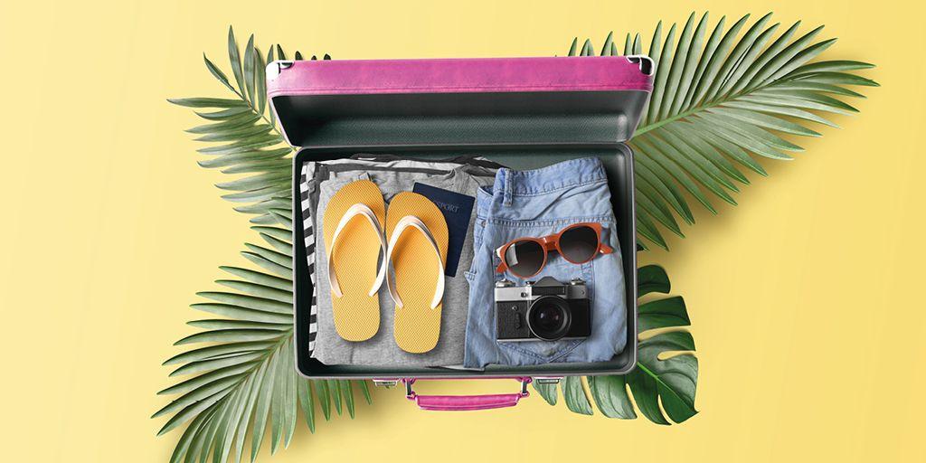 5 cose che non possono mancare nella valigia