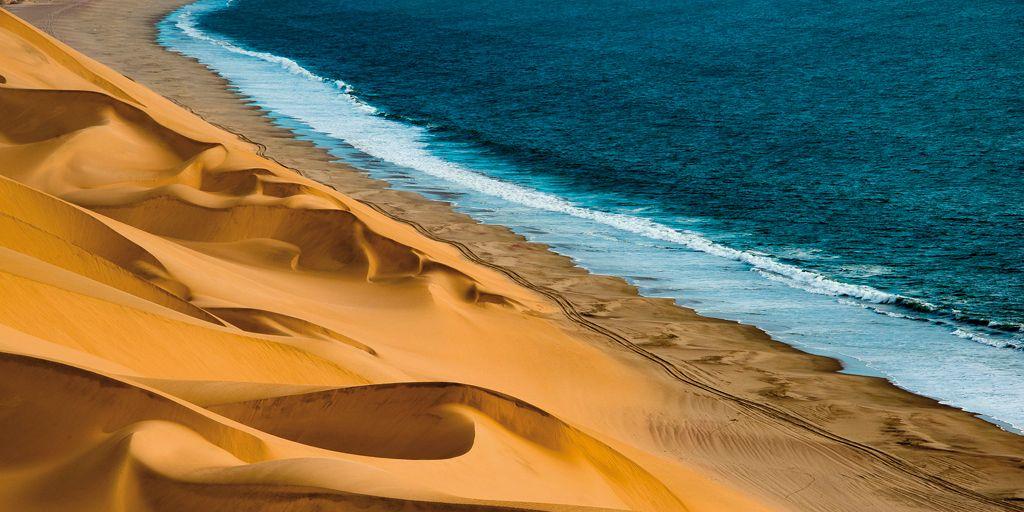Viaggio in Namibia, dalle dune alle onde