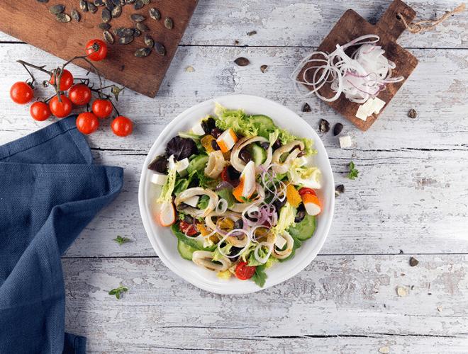 Insalata vitaminica di agrumi