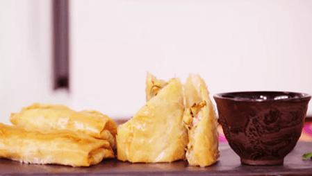 Merluzzo in crosta di pasta fillo alle verdure