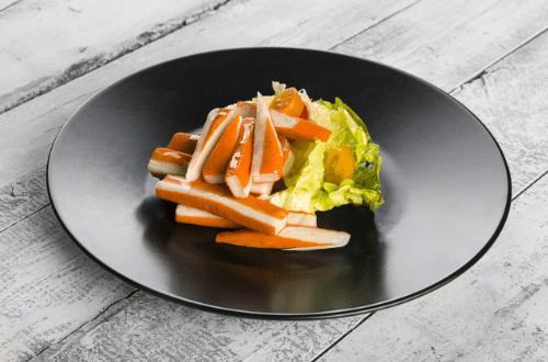 Surimi – Bastoncini al sapore di granchio