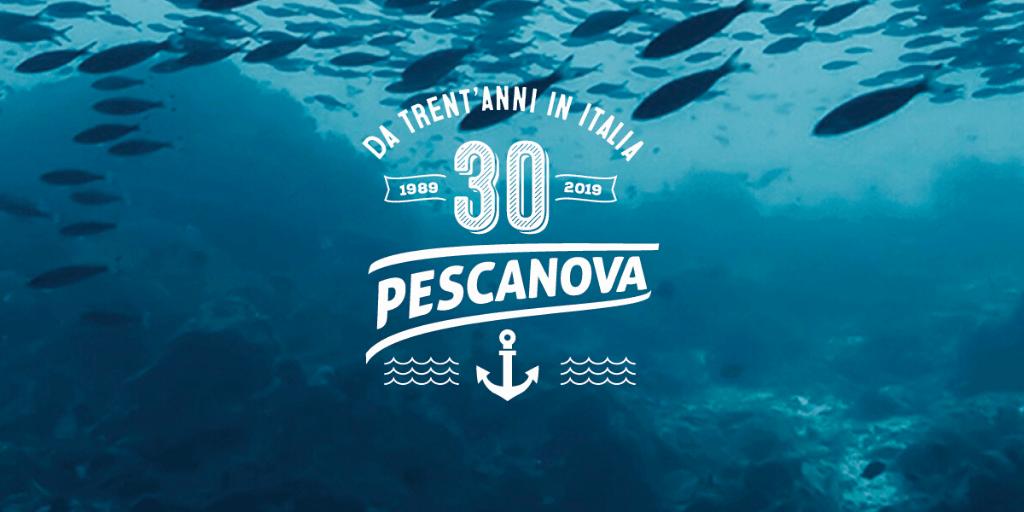 Pescanova Italia festeggia 30 anni