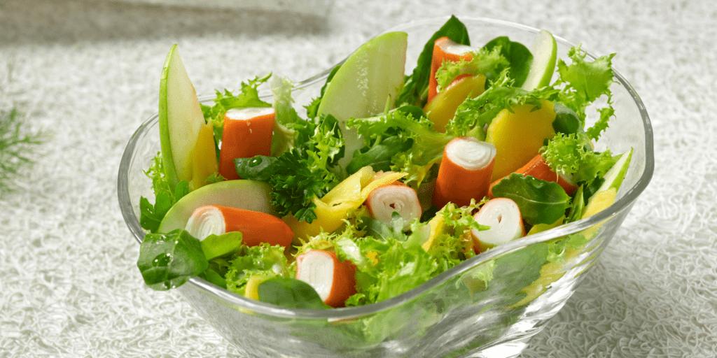 Prepara l'insalata perfetta